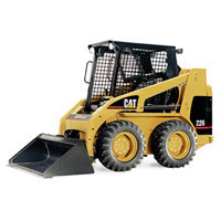 Conduct Civil Construction Skid Steer Loader Operations (Experienced Operators)