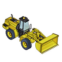 Conduct Civil Construction Wheeled Front End Loader Operations(Experienced Operators)